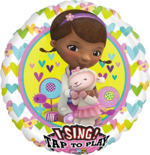 Doc McStuffins Balloon - Singing