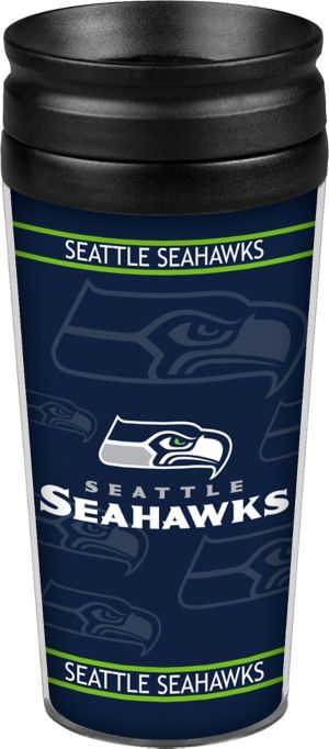 Seattle Seahawks Travel Mug