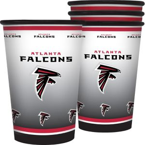 Atlanta Falcons Tumblers 4ct