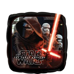 Star Wars 7 The Force Awakens Balloon