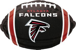Atlanta Falcons Balloon - Football