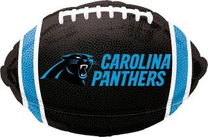 Carolina Panthers Balloon - Football