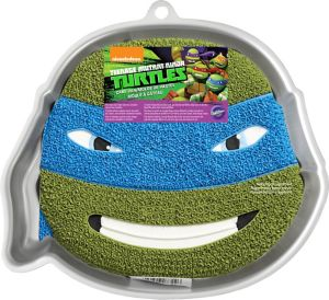 Teenage Mutant Ninja Turtles Cake Pan