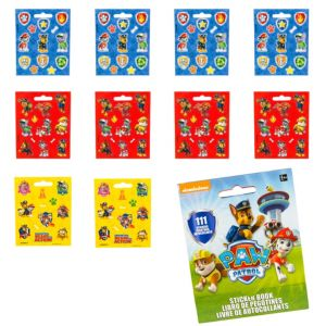 PAW Patrol Sticker Book 9 Sheets