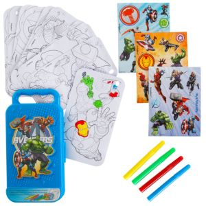 Avengers Sticker Activity Box