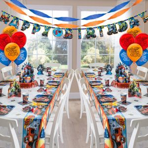 Blaze Party Supplies Deluxe Party Kit
