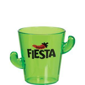 Fiesta Cactus Shot Glass