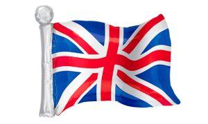 Union Jack Flag Balloon - Great Britain