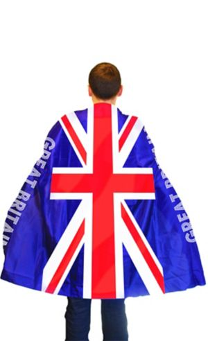 Union Jack Cape - Great Britain