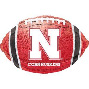 Nebraska Cornhuskers Balloon - Football
