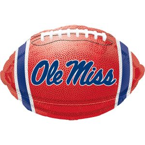 Ole Miss Rebels Balloon - Football