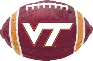 Virginia Tech Hokies Balloon - Football
