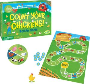 Count Your Chickens Cooperative Board Game