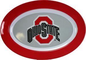 Ohio State Buckeyes Oval Platter