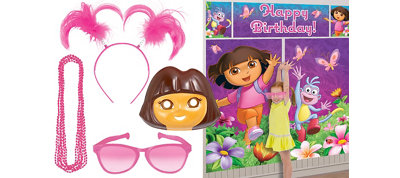 Dora Photo Booth Kit