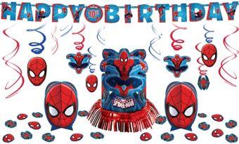 Spider-Man Decorating Kit
