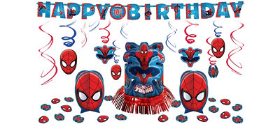 Spider-Man Decorating Kit