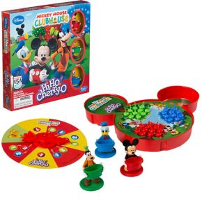 Mickey Mouse Hi Ho Cherry-O Game