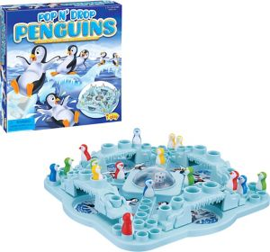 Penguin Popper Game