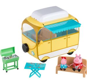 Peppa Pig Campervan Playset 7pc
