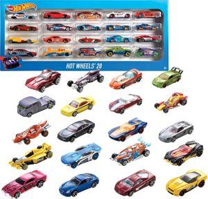 Hot Wheels Cars 20ct