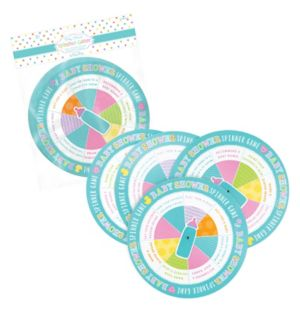 Spinner Baby Shower Game