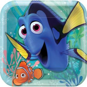Finding Dory Lunch Plates 8ct