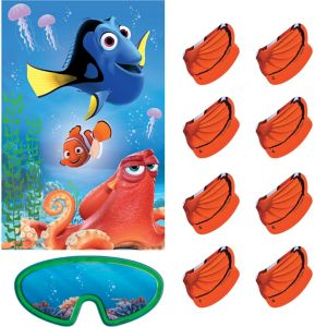 Finding Dory Party Game