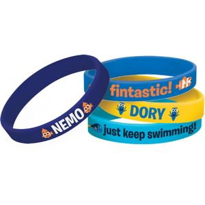 Finding Dory Wristbands 4ct