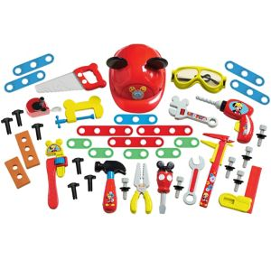 Mickey Mouse Mouskadoer Tool Set 48pc