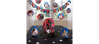Star Wars Party Decorations Kit