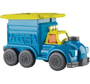 Science Utility Vehicle Magnifier Toy Truck