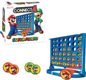 Super Mario Connect 4