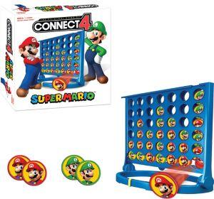 Super Mario Connect 4