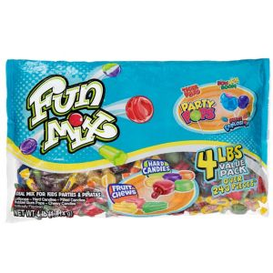 Fruit Candy Fun Mix 240ct