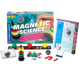 Magnetic Science Kit 42pc