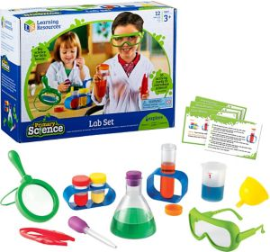 Primary Science Lab Set 12pc