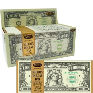 Milk Chocolate Million Dollar Bars 12ct