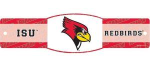 ISU Redbirds Street Sign