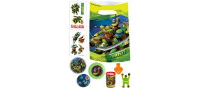 Teenage Mutant Ninja Turtles Basic Favor Kit