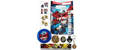 Transformers Basic Favor Kit