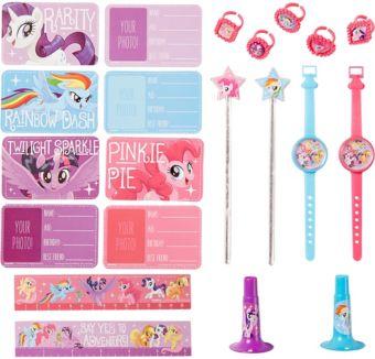 My Little Pony Super Favor Kit for 8 Guests