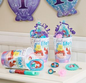 Little Mermaid Super Favor Kit for 8 Guests