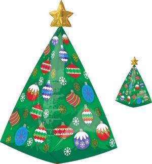Christmas Balloon - Christmas Tree