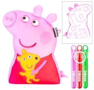 Color 'n' Create Peppa Pig Plush