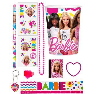 Barbie Kit Super Favor Kit for 8 Guests