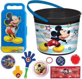 Mickey Mouse Ultimate Favor Kit for 8 Guests