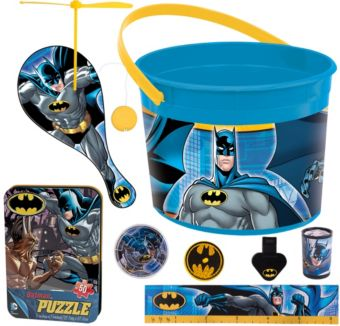 Batman Ultimate Favor Kit for 8 Guests