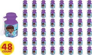 Doc McStuffins Mini Bubbles 48ct