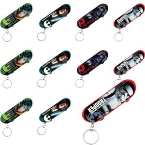 Star Wars Skateboard Keychains 48ct